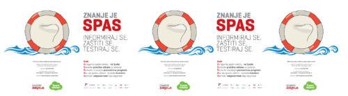 Ljetna kampanja spolno zdravlje 2016