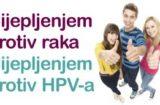 Cijepljenje protiv HPV-a