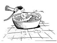 snizavanje povisene temperature
