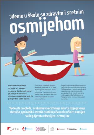 Oralno zdravlje Zubna-putovnic