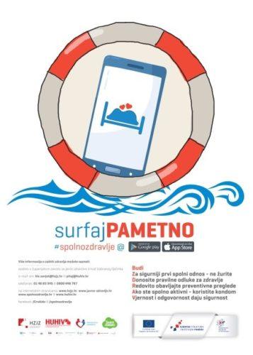 surfaj pametno-ljetna kampanja