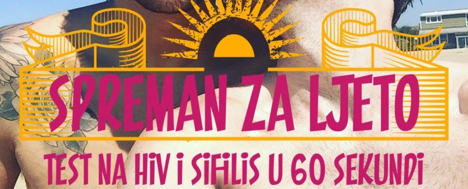 Spreman za ljeto- kampanja spolno zdravlje